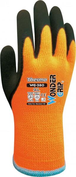 Wonder Grip WG-380 Thermo Latex-Kälteschutzhandschuhe